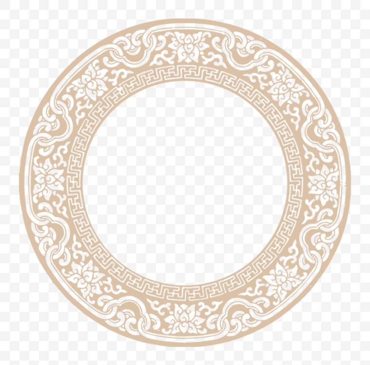 花纹边框 古典边框 边框 古典 中国风