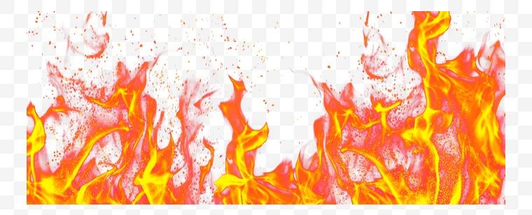 火焰 火 烈火 火焰素材