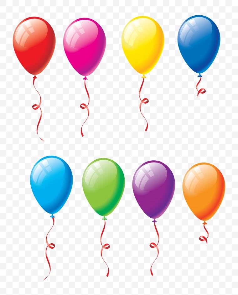 气球 五彩气球