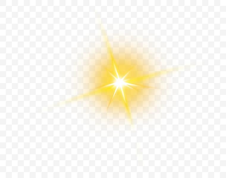 光效 光芒 光