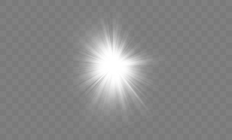 太阳光 星光 光效 光