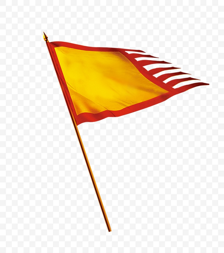 古代旗帜 旗帜 中国风