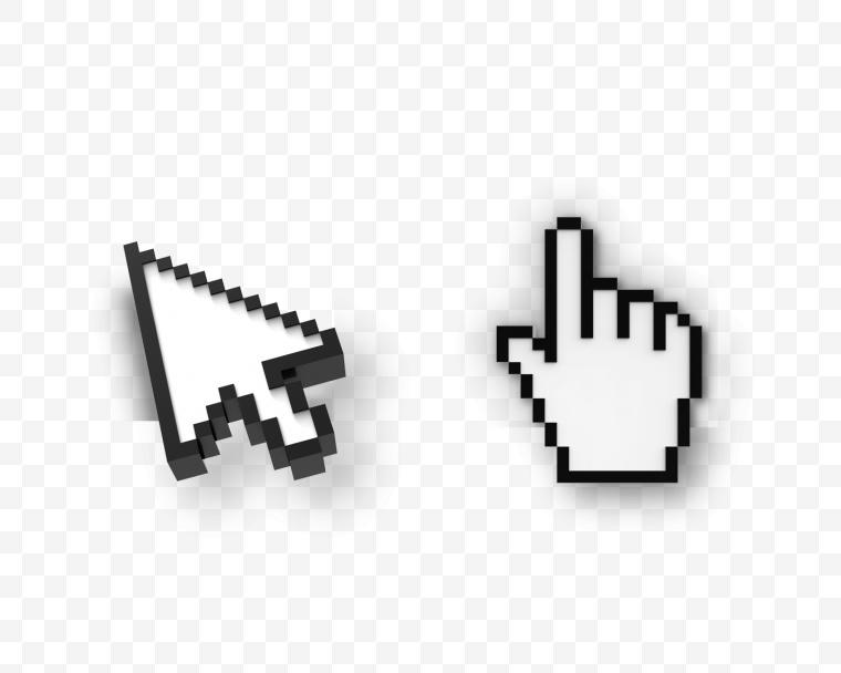 鼠标箭头 鼠标手型 手型 箭头 鼠标指针