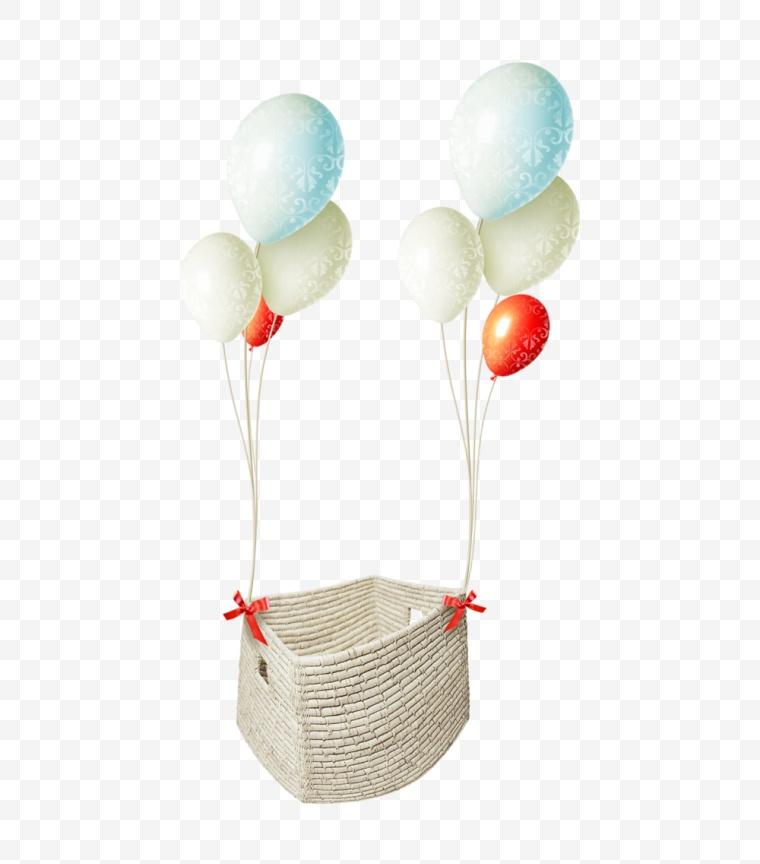 气球 篮筐 活动 节日 节庆