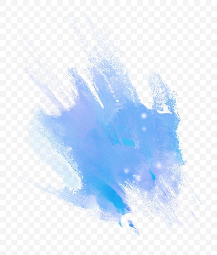 墨迹 墨 水墨 水彩 水粉 渲染