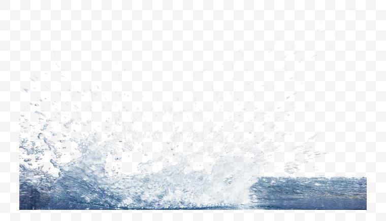 水花 水 流动的水 动感 动感水花 水滴 浪花