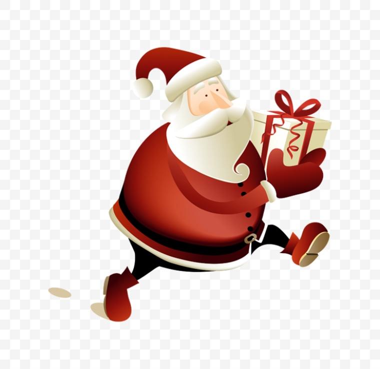 圣诞节 圣诞 节日 圣诞老人 礼物 喜庆