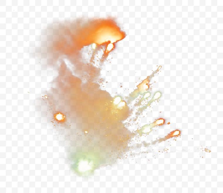 爆炸 爆炸瞬间 爆炸物 飞溅 爆炸颗粒 粒子 爆炸粒子 火光