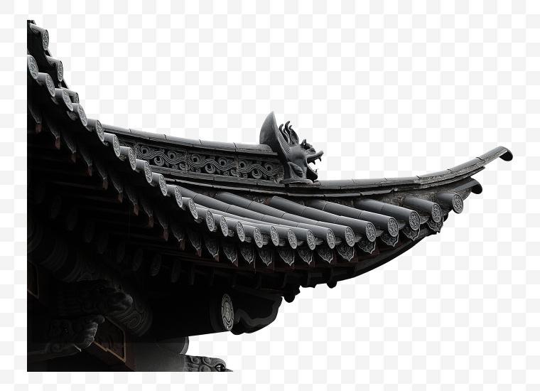 中国风 建筑 飞檐 房檐 屋檐 青砖建筑 古典建筑