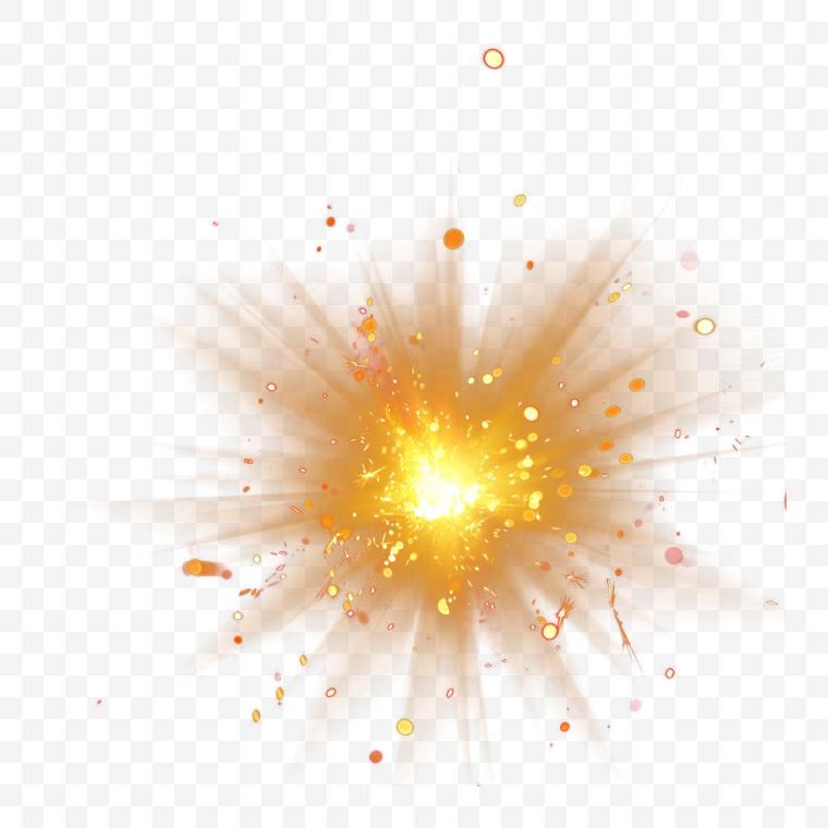光效 光斑 光点 高光 光 光粒子 设计元素
