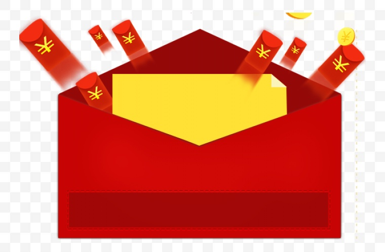 红包 信封 红包 活动 红包信封
