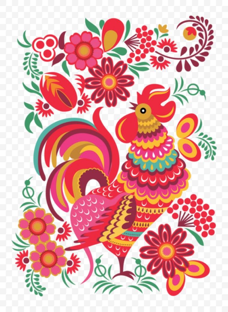 鸡年 鸡 2017 2017鸡年 2017年 新年 春节 新春 鸡年卡通图案 鸡年图案 元旦 元旦节