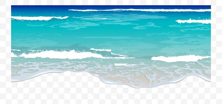 水花 水 流动的水 动感 动感水花 水波 浪 波浪 浪花 卡通