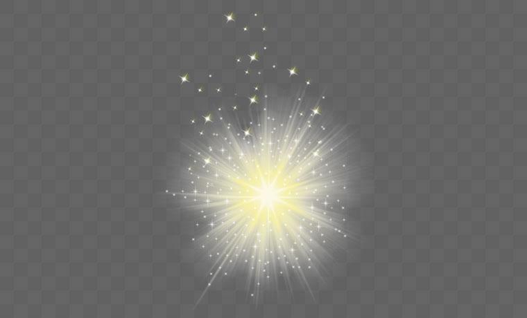 魔法光效 魔法闪烁光效 魔法 闪光 星光闪闪 魔法光效png 透明魔法光效 光效