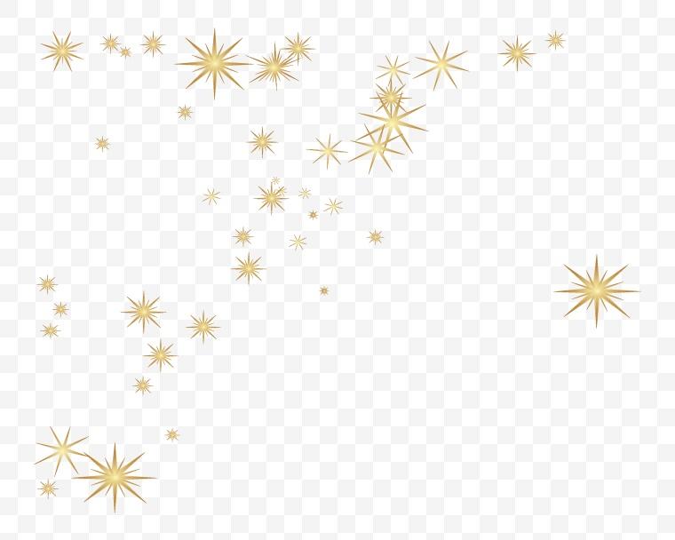 星光闪闪 星光 金色星光闪闪 金色星光 闪闪发光 闪光 圣诞装饰 圣诞 圣诞节