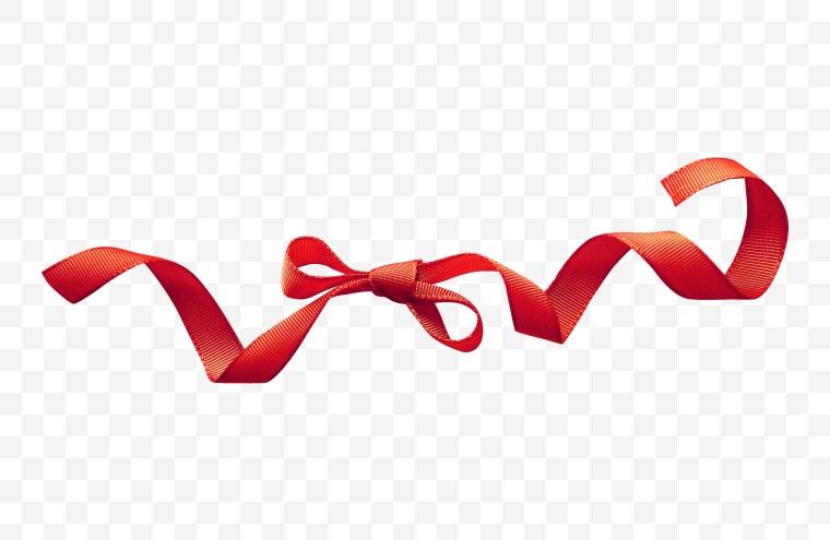 丝带 红色丝带 红丝带 彩带 装饰 礼物装饰 蝴蝶结
