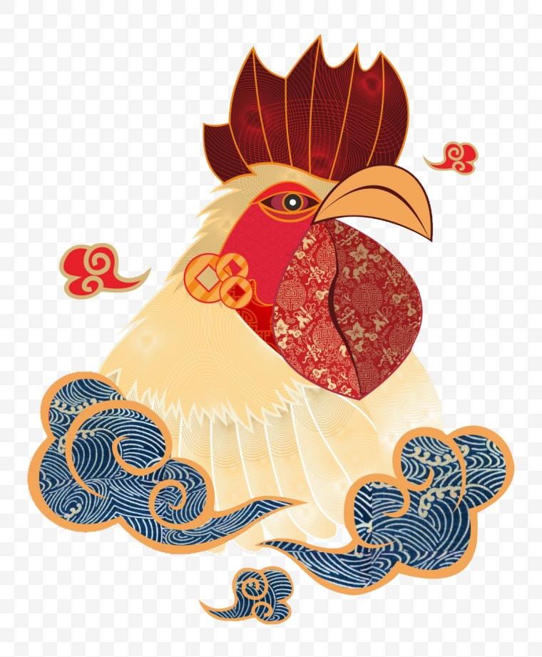 鸡年 2017 2017鸡年 新年 春节 新春 元旦 元旦节 鸡 公鸡