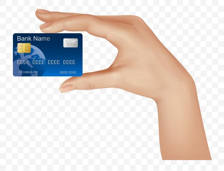 手 手指 手势 手腕 银行卡