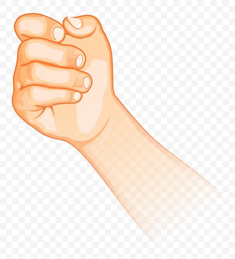 手 手指 手势 手腕 拳头