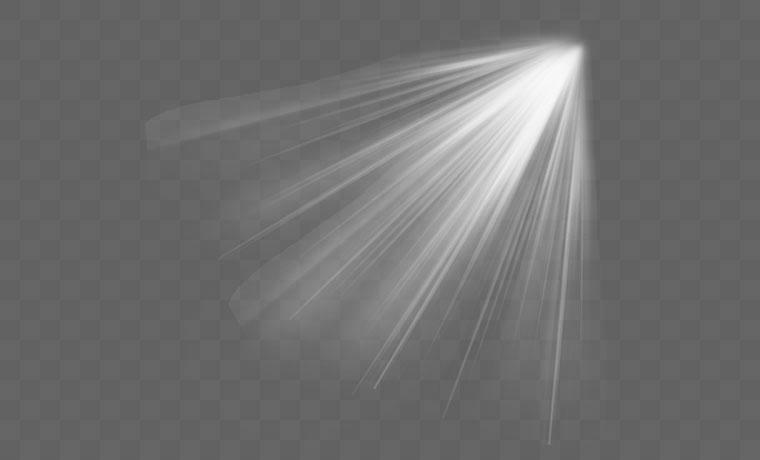 太阳光 光 光效 光效png 透明光效