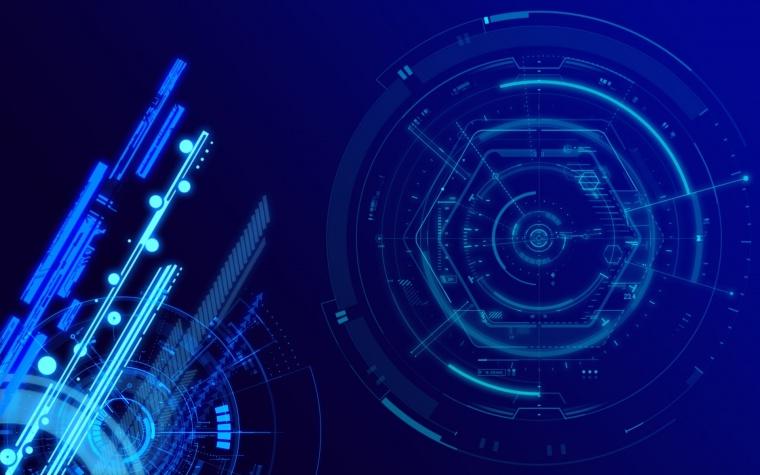 科技感 科技 蓝色 蓝色背景 科技底纹 背景 背景图