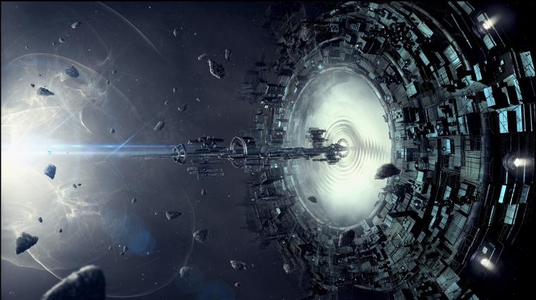 未来科技 科技 科技感 未来 科技背景 科技底图 空间站 空间 科技空间