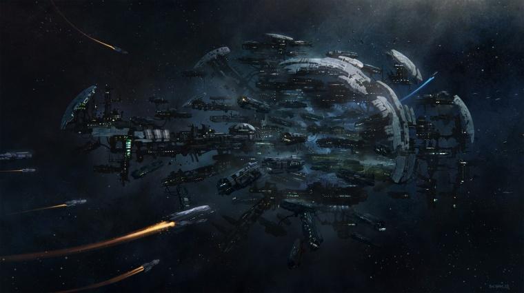 星球大战 宇宙星空 星空 宇宙 科技 科技感