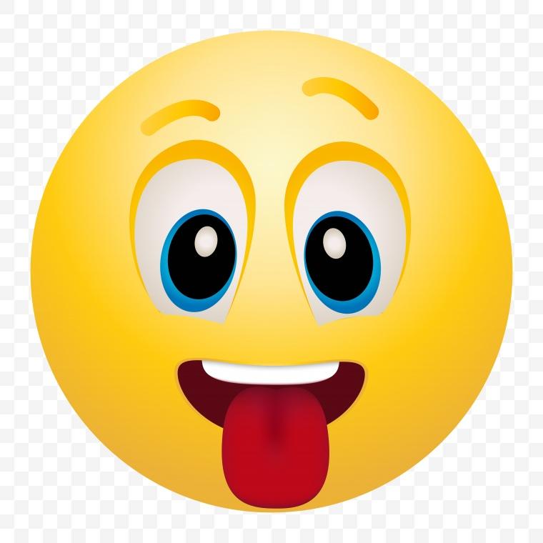 表情qq表情 微信表情 可爱表情 png 调皮 鬼脸