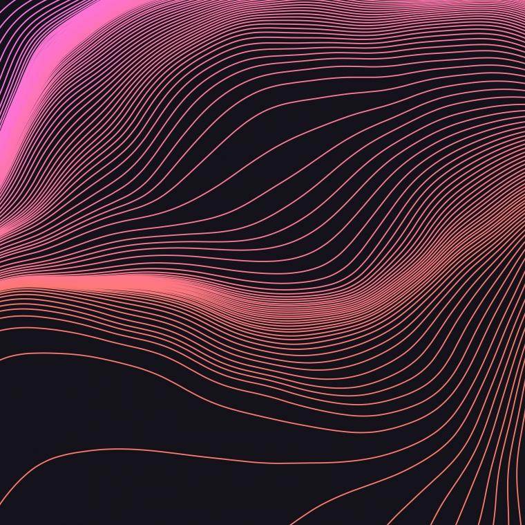 动感线条 等高线条 矢量动感线条 矢量线条