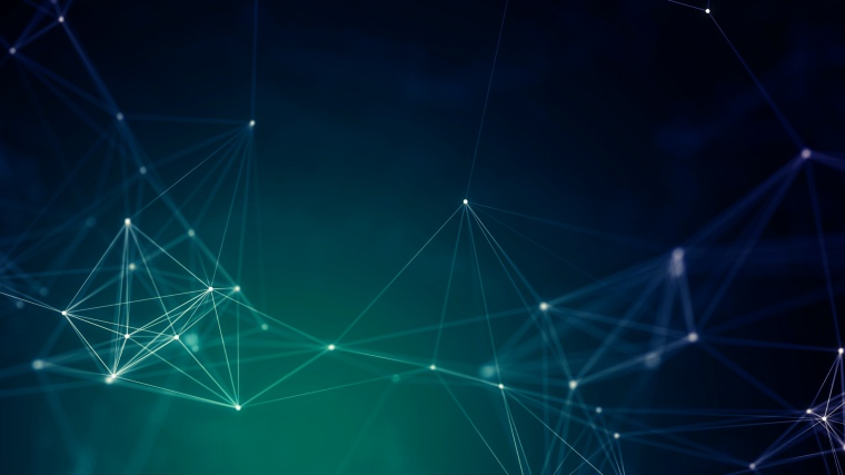 科技感线条 科技感背景 科技背景 几何线条
